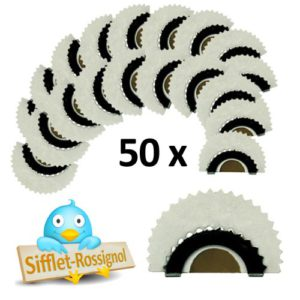 50 Sifflets-Rossignol